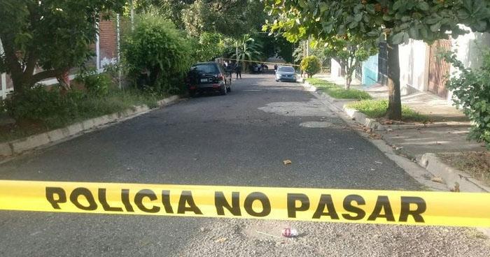 Encuentran el cadáver de un hombre desmembrado en San José Villanueva, La Libertad