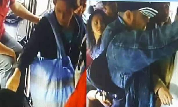 VÍDEO   Denuncian asaltos a pasajeros en buses de la ruta 202