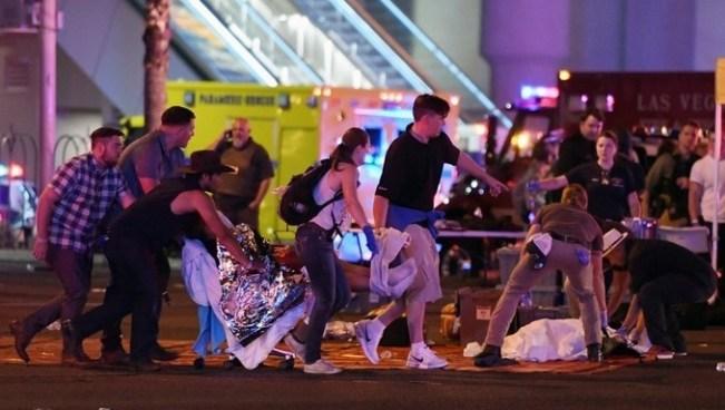 Asciende a 58 muertos y más de 515 heridos del tiroteo en Las Vegas