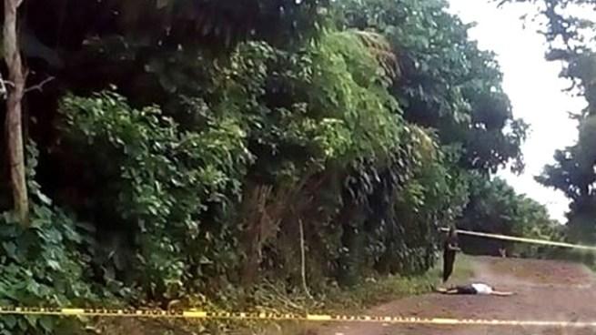 Asesinan a balazos a la compañera de vida de un pandillero en Izalco, Sonsonate