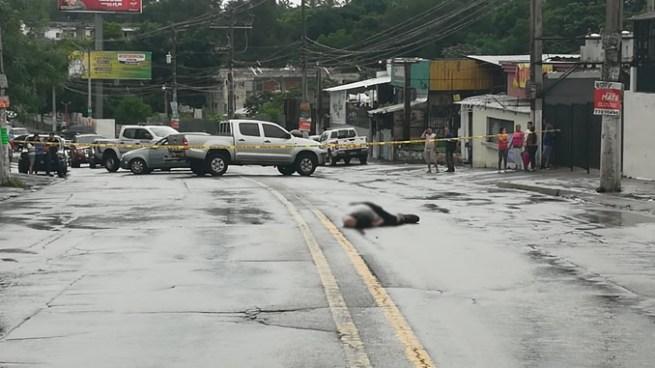 Asesinan a balazos a reconocido delincuente en la Colonia Zacamil