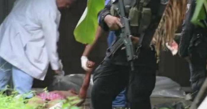 Matan a pandillero recién salido de un centro penal en Zacatecoluca