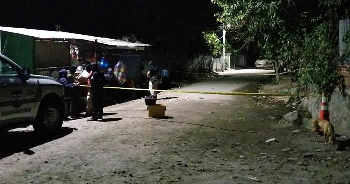 Asesinan a vigilante en un restaurante de Apulo, Ilopango