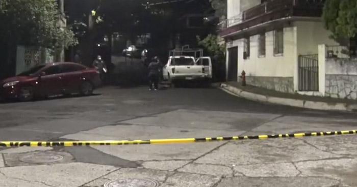 Asesinan a un hombre en colonia Militar de San Salvador