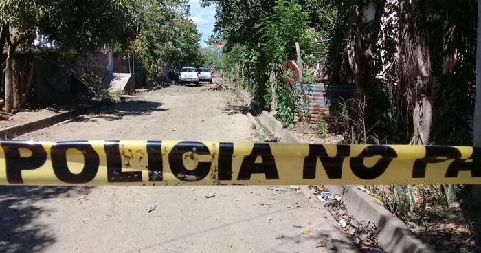 Irrumpieron vivienda para asesinar a un joven en Chirilagua, San Miguel