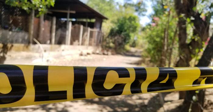 Pandillero fue asesinado al interior de su vivienda en Concepción de Oriente