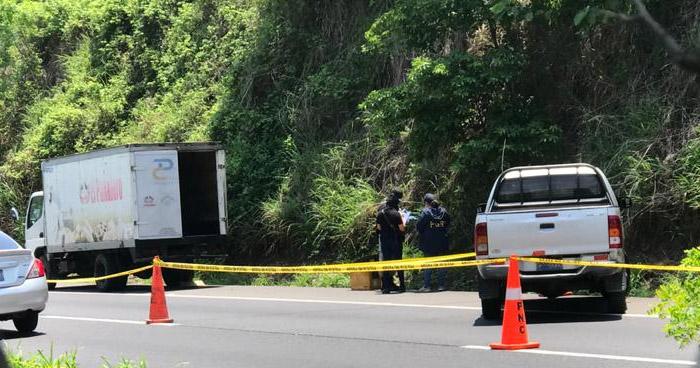 Asesinan a un hombre durante un asalto sobre carretera de Oro