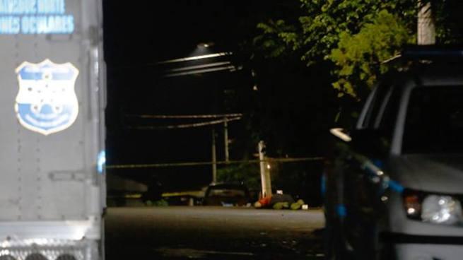 Sujetos desconocidos asesinan a balazos a un hombre en Cabañas