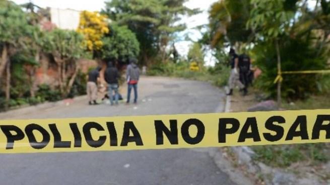 Pandillera fue asesinada en Ahuachapán con arma blanca