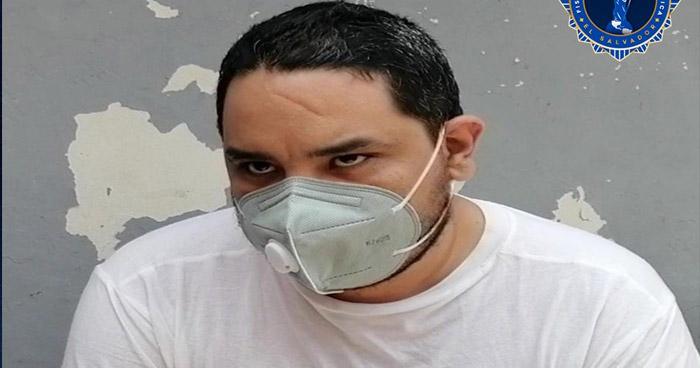 Prisión preventiva para sujeto acusado de asesinar a 4 familiares en Ayutuxtepeque