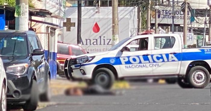 Hombre asesinado por su asaltante cuando lo perseguía por comunidad Tutunichapa