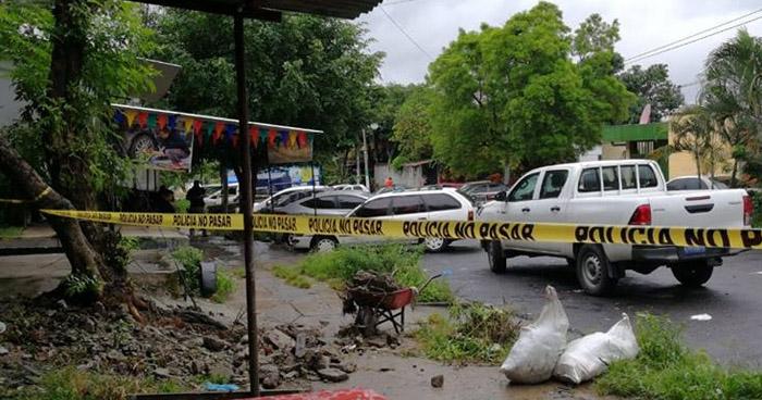 Matan al propietario de un carwash en la colonia Zacamil de Mejicanos