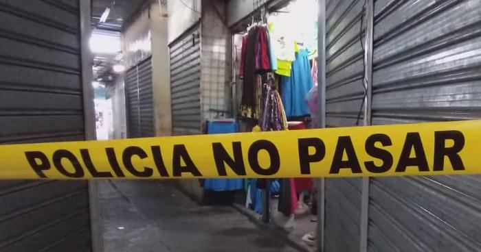 Asesinan a un hombre en el Mercado Sagrado Corazón, en San Salvador