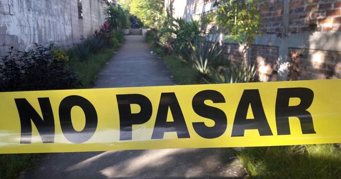 Pandilleros asesinan a un hombre en colonia Popotlán de Apopa