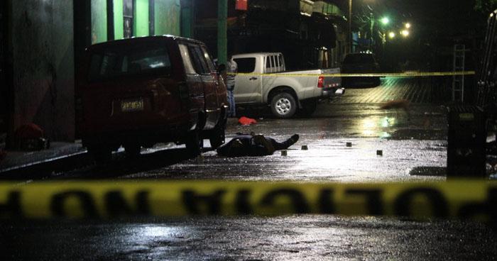 Motorista de la Ruta 109 asesinado cuando se dirigía hacia su vivienda