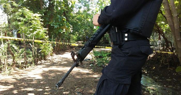 Encuentran cadáver de un joven que ayer fue sacado de su vivienda en Santa Ana