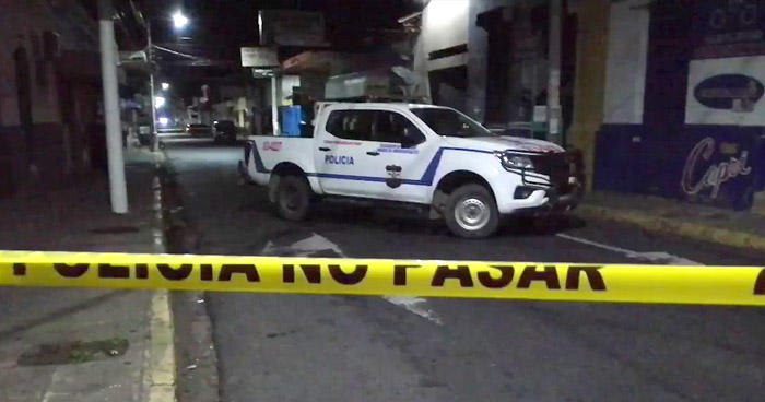 Asesinan a un nicaragüense dentro de un mesón en San Miguel