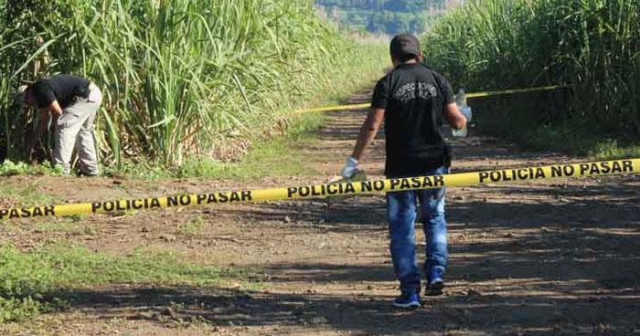 Acribillan a balazos a un hombre en colonia de El Tránsito, San Miguel