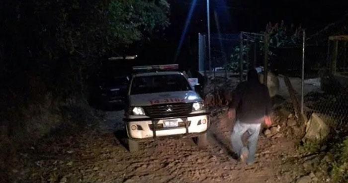 Matan a mujer a balazos en Nahuizalco, Sonsonate