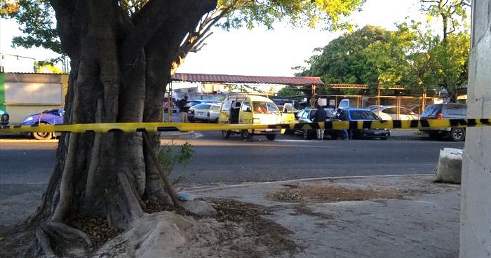 Asesinan a un hombre cuando se dirigía a trabajar en Soyapango