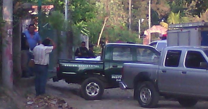 Pandilleros de la MS asesinaron a dos hombres a orillas del Lago Suchitlán, en Chalatenango