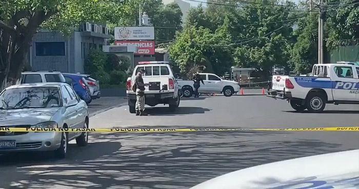 Asesinan a un hombre en comunidad Tutunichapa, San Salvador