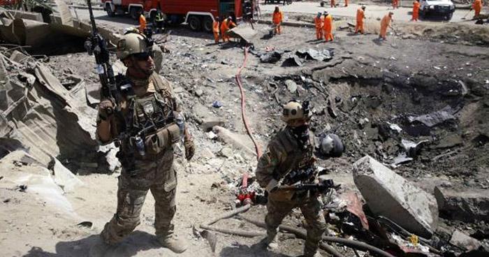 Al menos 15 fallecidos tras explosión de un coche bomba en Afganistán