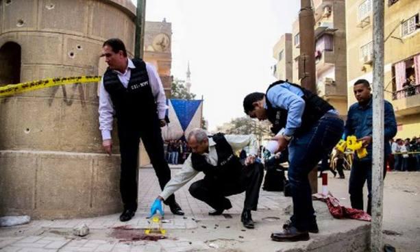 Ataque armado contra una Iglesia de Egipto deja 10 muertos
