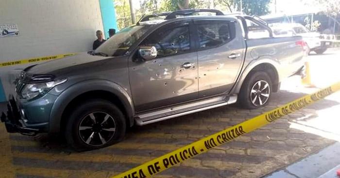 Dos muertos y un lesionado tras ataque contra comerciante en carretera de Metapán
