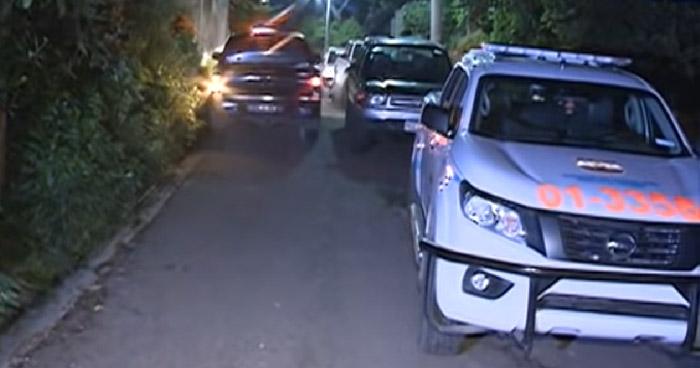Un fallecido y un lesionado dejó ataque armado en colonia de Guazapa
