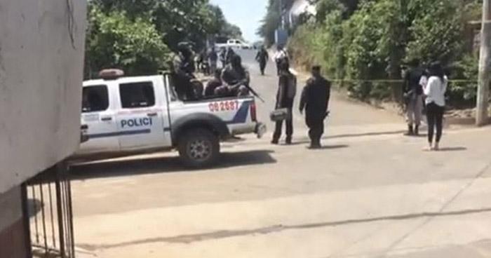 Desconocidos atacan y lesionan con un corvo a un hombre en Izalco, Sonsonate