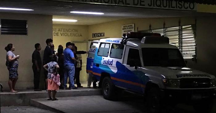 Dos pandilleros muertos y un herido tras tiroteo en Jiquilisco, Usulután