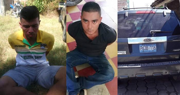 Atacan a dos agentes de la PNC en Lislique, La Unión