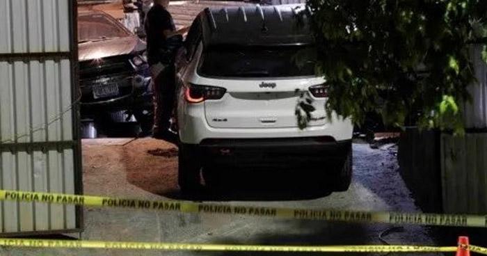 Hombre herido de bala tras ataque armado en taller de San Salvador
