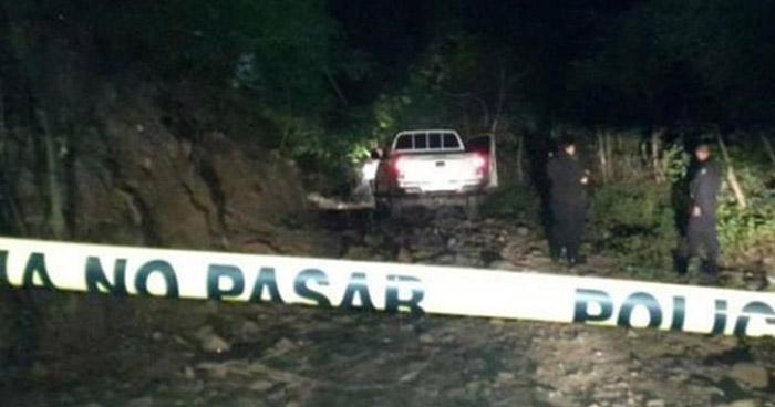 Capturan a hombre que mató a un delincuente que pretendía asaltarlo en Morazán