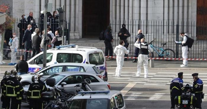 Tres muertos y varios heridos tras ataque con cuchillo en iglesia de Niza