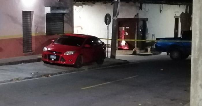 Asesinan a agente de la PNC en Osicala, Morazán