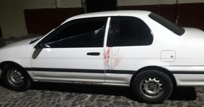 Dos agentes de la PNC han sido atacados por pandillas este martes, uno en La Paz y otro Cuscatlán