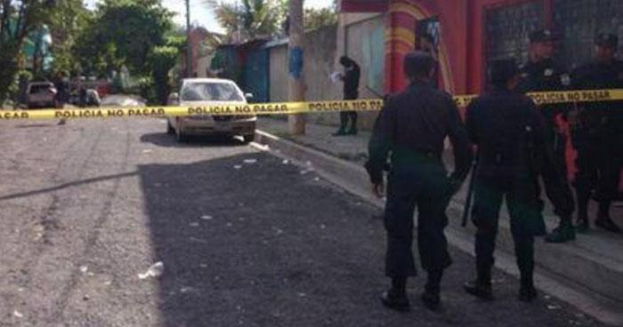 Sujetos a bordo de un vehículo asesinaron a un hombre en el Barrio San Jacinto