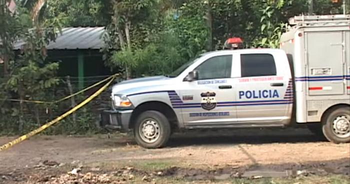 Asesinan con un machete a un hombre, en cantón de San Julián, Sonsonate