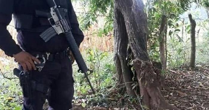Cabecilla de pandilla herido tras atacar a policías en Cabañas