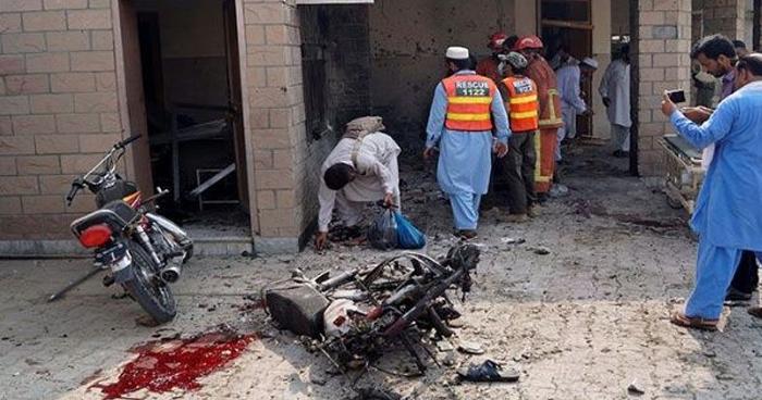 Al menos 7 muertos y más de 20 heridos dejan dos atentados en Pakistán