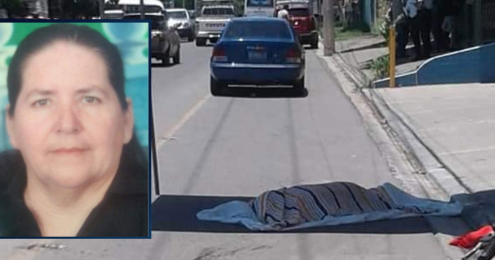 Hombre atropella y mata a una mujer por conducir a excesiva velocidad en Morazán