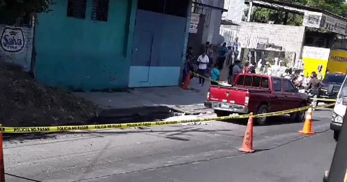 Mujer pierde la vida al ser atropellada en San Martín