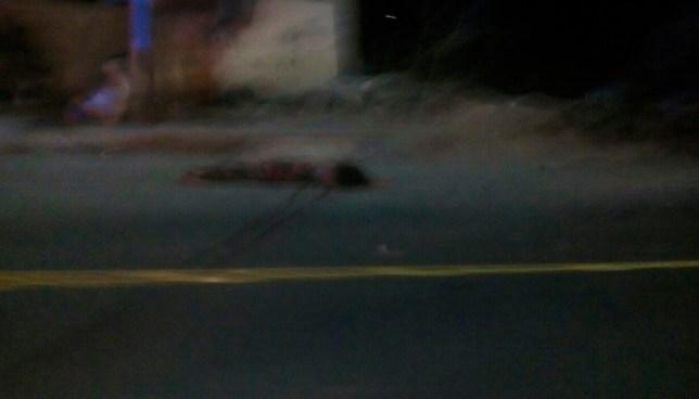 Dos fallecidos tras ser atropellados, uno en carretera a Comalapa y otro en la Troncal del Norte