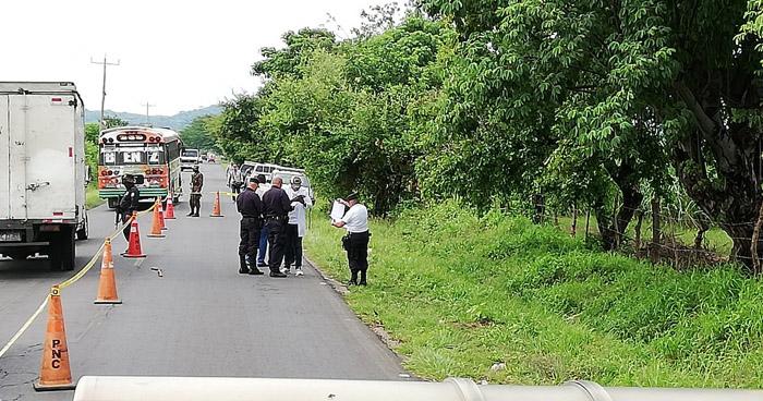Un muerto y otro lesionado tras ser atropellados en La Paz
