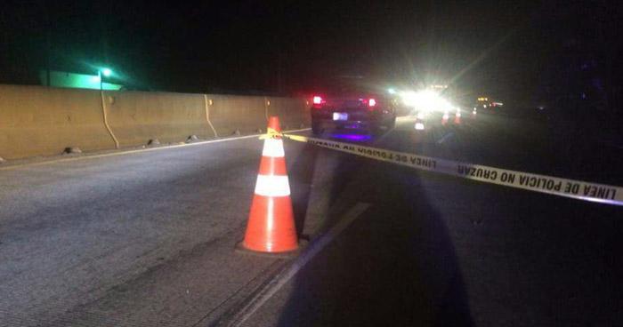 Hombre murió al ser atropellado cuando cruzaba carretera de Sonsonate