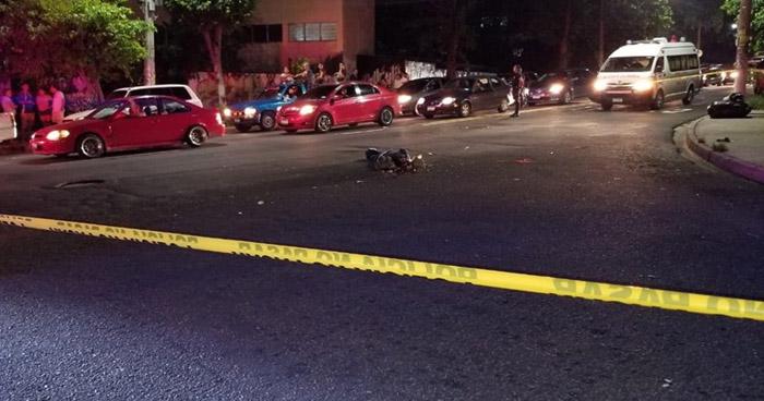 Vendedor de dulces muere tras ser atropellado cerca del Hospital Atlacat de San Salvador