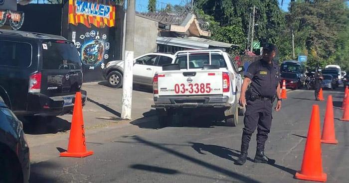 Joven muere tras ser arrollado en Chinameca, San Miguel