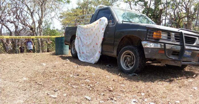 Conductora atropelló y mató a un niño de 7 años de edad en Tejutepeque, Cabañas